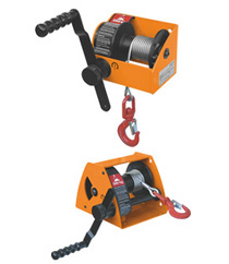 , Winches – Manual Winch