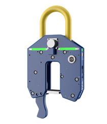 , Lifting Accessories – Automatic Crane Hooks – Elebia