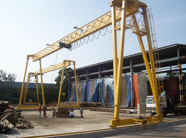 , Standard Cranes