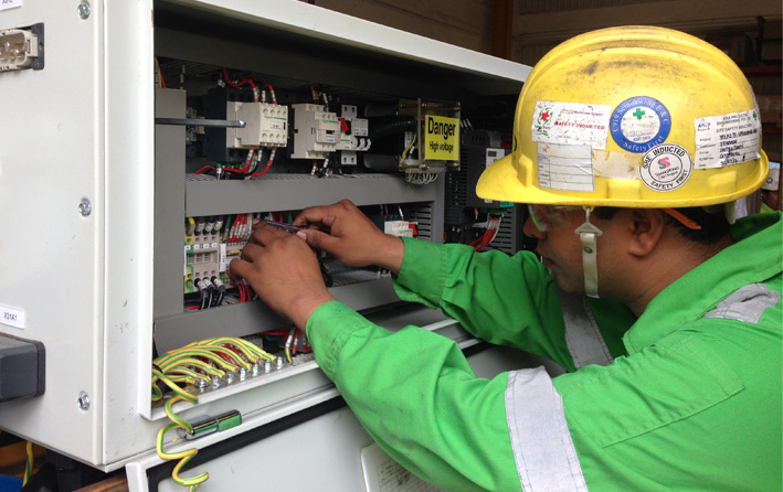 , Services – Preventive Maintenance and Inspections