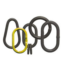 , Lifting Accessories – Shackles and link